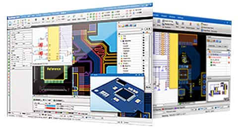 Quadcept's innovative EDA solutions new CAD system PCB designer image